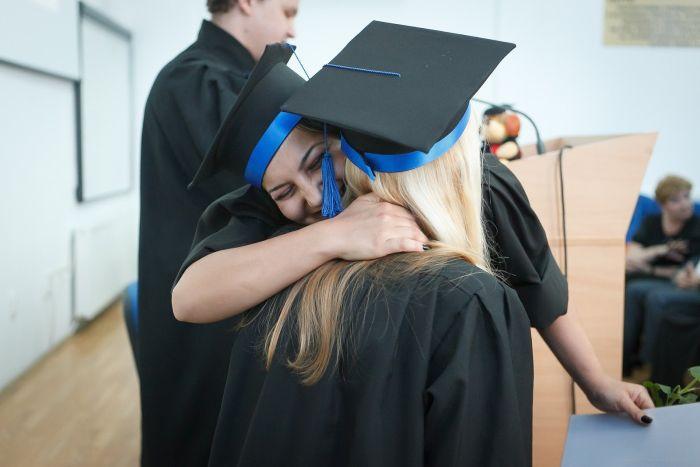 ukończenie studiów